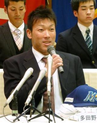 石川ミリオンスターズ多田野