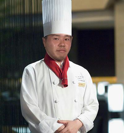 料理人先輩