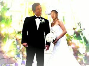 野獣の結婚